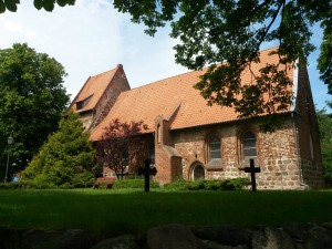 Koserower Kirche