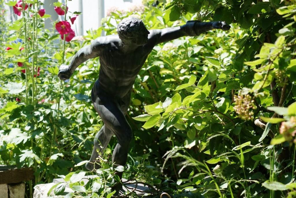 Garten Otto Niemeyer-Holstein Koserow