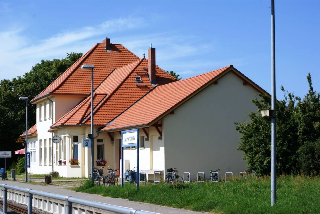 Bahnhof Koserow