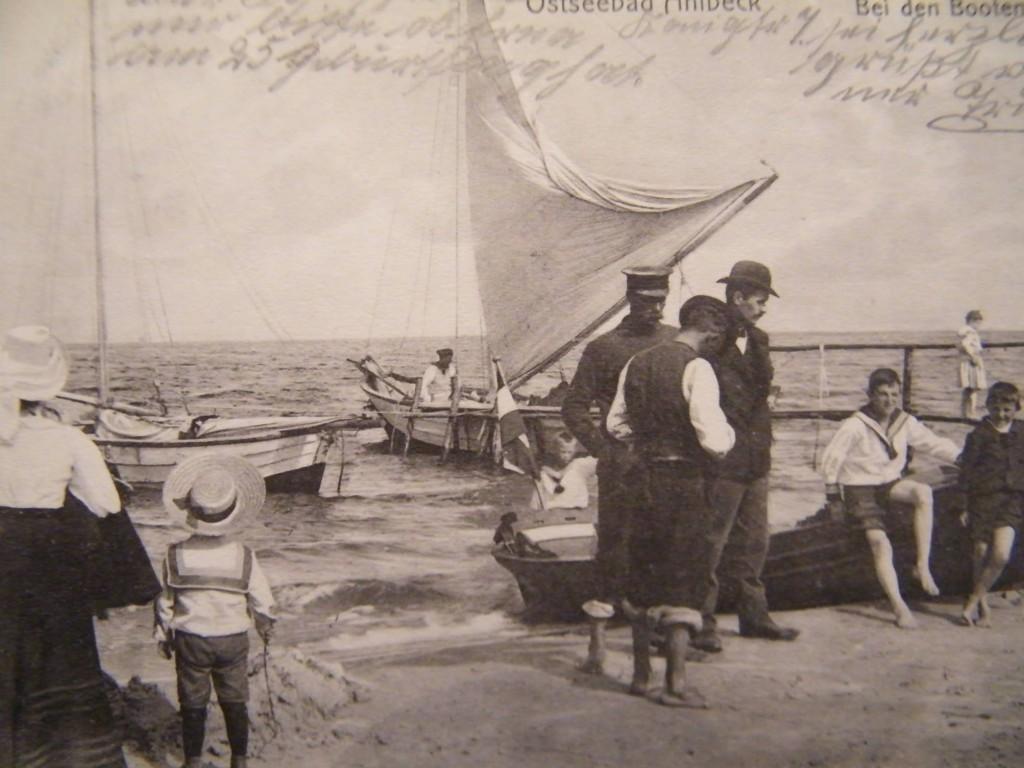 Ahlbeck alte Postkarte