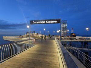 Koserow Seebrücke 2021